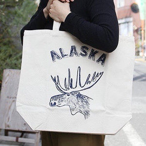 TOTE BAG ALASKA_WHITE