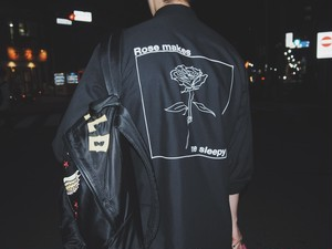 Rose rose shirt