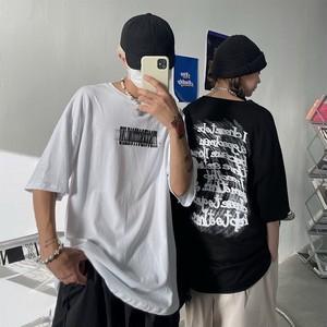 ランダムレタリングTシャツ RD9055