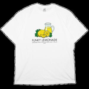 "Web入荷!""Funky Lemonade"" Tee"
