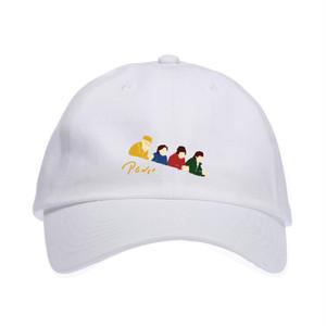 【SALE 1個】 CAP (White)
