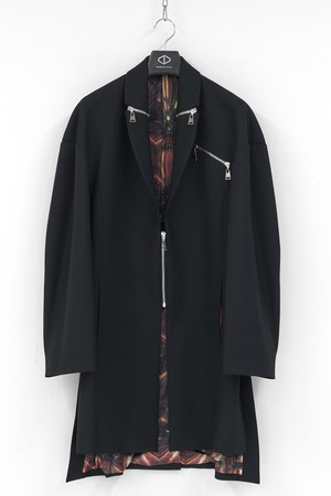 Zip Collar Coat [20-21AW COLLECTION]
