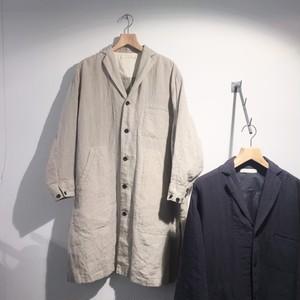 ikkuna / suzuki takayuki 【イクナスズキタカユキ】 potter's coat