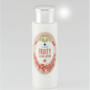LANI'S FRUITY CLEAR LOTION (100ml)フルーティークリアローション (角質ケア化粧水)