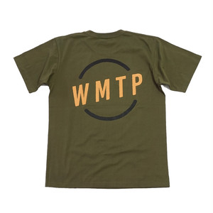 WMTP CiRCLE T-shirt OLV