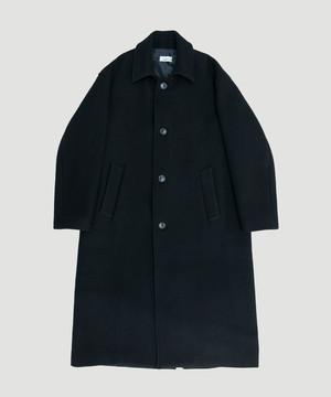 Lownn Over Coat Black 19AW-LOW-OC