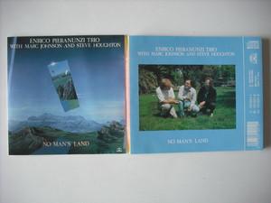 【CD】ENRICO PIERANUZI TRIO / NO MAN'S LAND