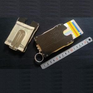 カードケース / カーボン&ジュラルミン製
