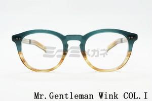 【正規取扱店】Mr.Gentleman(ミスタージェントルマン) wink COL.I Weiコラボモデル