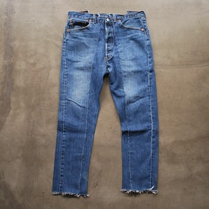 OLD PARK Slim Flare Jeans ⑦