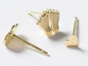 A Little Massage Pierced Earrings