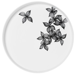 Nigra/Blanka トレイ Blossoms #714