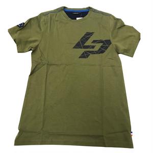 【LAPIERRE】Tシャツ(オリーブ)