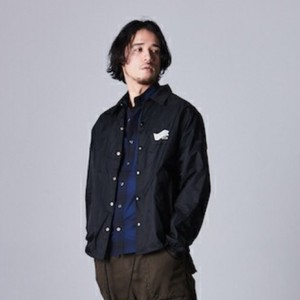VIRGO / Diamond logo Crew jacket