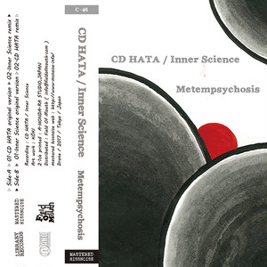 Metempsychosis / CD HATA/Inner Science (Cassette/Split)