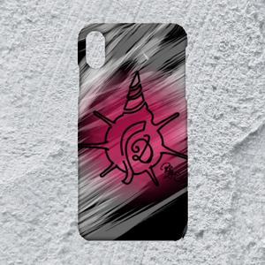【iPhoneXS MAX対応】D-Logoブラックハードケース