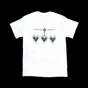 4s4ki × otone T-shirt(白)