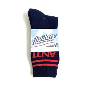 ANTI HERO - BLACK HERO IF FOUND Socks