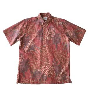 USEDアロハシャツ / レインスプーナー / エディヤマモト / size S