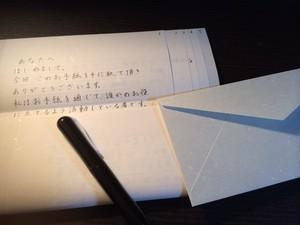 お手紙相談 (1通追加プラン)