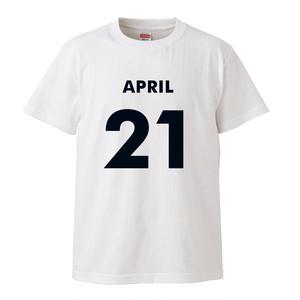 4月21日