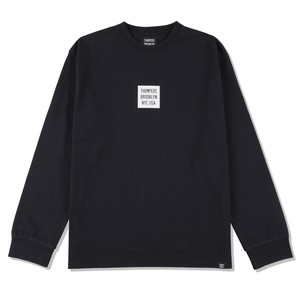 BOX LOGO L/S TEE / THUMPERS