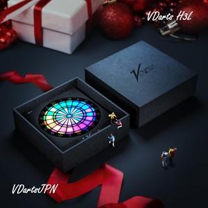 日本正規代理店 VDarts H3L 《新発売》 オンラインLEDダーツボードVダーツ