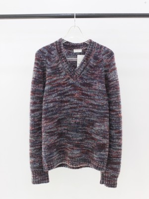 Used DRIES VAN NOTEN mohair knit