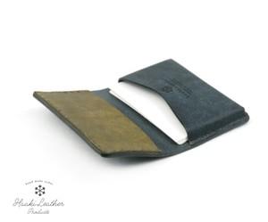 haaki Leather カードケース