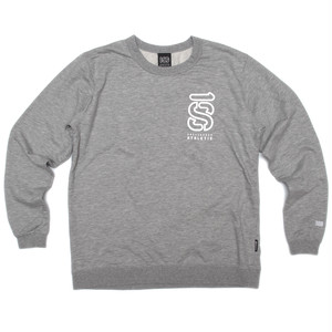 100A LIGHTWEIGHT BACK LOOP CREW SWEAT