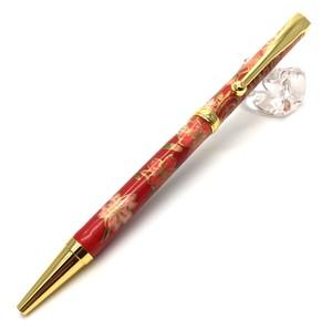 美濃和紙Pen  しだれ桜re  TM-1602