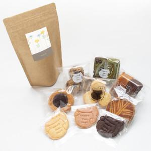 紅茶と焼き菓子のギフト(フルール)