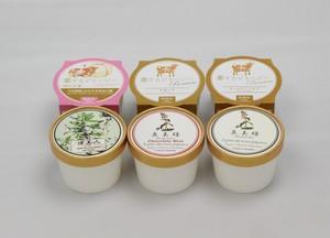 【g24】■6個×6種■博美人、真美緑、Chocolate Mint、Premium(ゴールデンミルク、ピオーネ、今井農園のおかやま清水白桃)