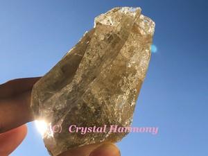 ヒマラヤ水晶 ヒマラヤHCR-5母岩付き