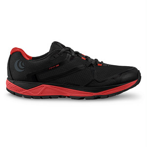 TOPO Athletic(トポアスレチック) Men's MT-3 Black/Red 5002051