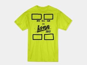 【3万円スポンサー】KONA×ACEスペシャルシャツ