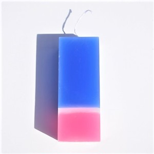 【キャンドル】Airflow Candle「Blue And Pink」