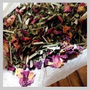 お花の香りでリフレッシュハーブ蒸し