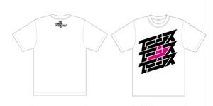 キッズ イーシス✖️D-High-LoW Tシャツ(ホワイト・ブラック)