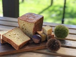 栗のパン「シャテーニュ」