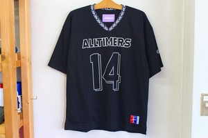Alltimers WILD SHIT JERSEY [BLACK]