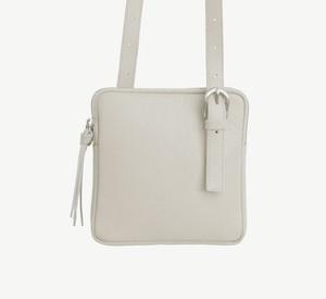 minitmute_twin square bag_ivory