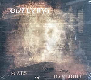 """OUTLYING """"Scars of Daylight Digipack"""""""