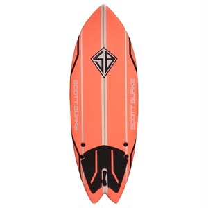 "Scott Burke 5'2"" Fish Surfboard"