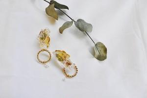 kouseki beads(earring)