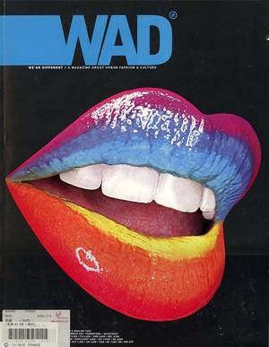 洋雑誌 WAD Magazine #33 WINTERTAINMENT ISSUE