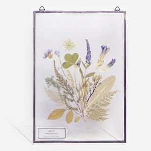 Botanical Frame L13 - Black