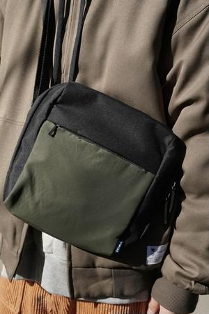 IFNI SHOULDER BAG[OLIVE]
