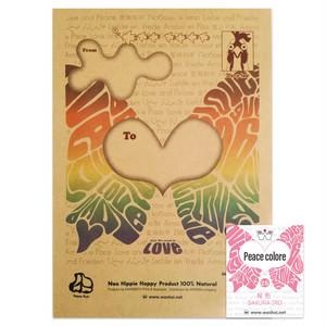 【Peace Dye】DIYキット ㉕桜色(ピンク)~3ステップで本格染色体験を~