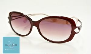 Choco Sun ちょこサン 鼻に跡がつかないサングラス  FG24501 WI